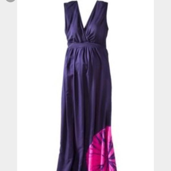 3d226317d64 Liz Lange maternity maxi dress szL